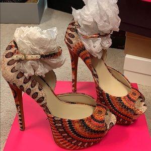 Platform heels ❤️
